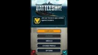Battleship Gameplay Footage (DS)