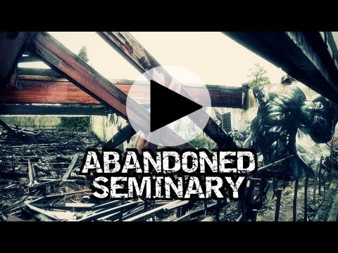 Abandoned Seminary St Peter's Cardross HD - Urbex Derelict Explore Abandoned Scotland