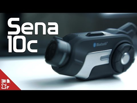 Camera and product Test | Sena 10c Review