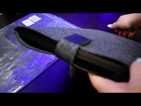 Чехол для ноутбука RedPoint (365 х 275 х 25 мм) Grey (РН.08.В.11.00.46Х)