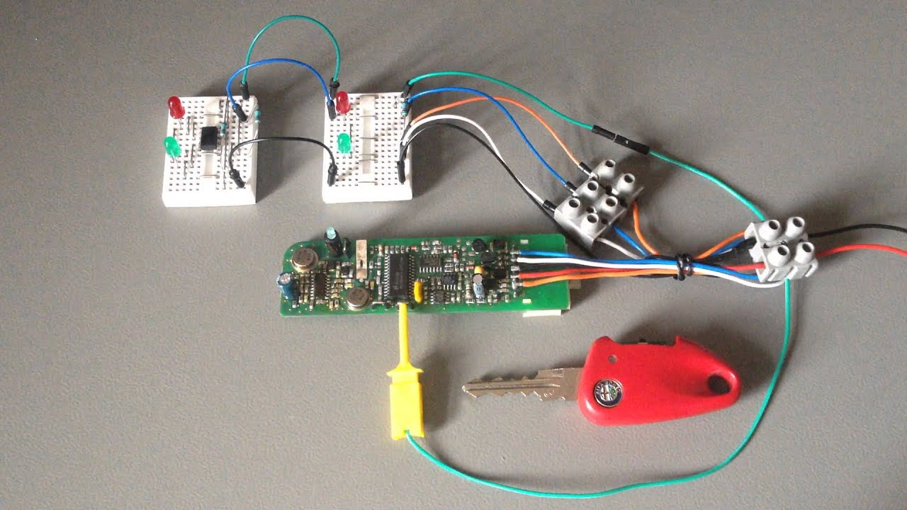 Alfa 916 Remote Receiver Solutions For Unlocking Issue