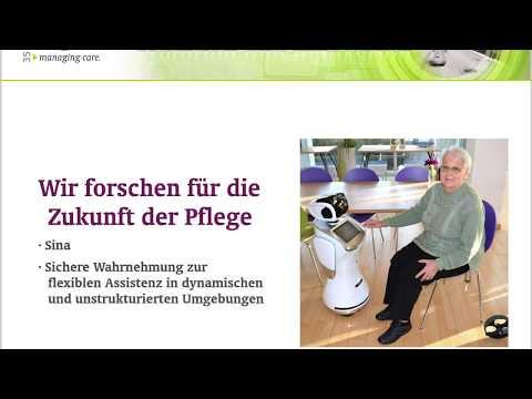 Assistenzrobotik Altenpflege 2018