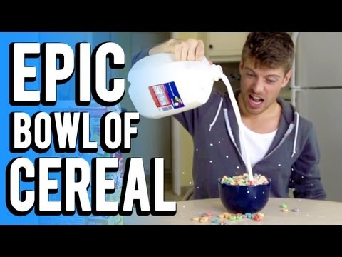 EPIC BOWL OF CEREAL