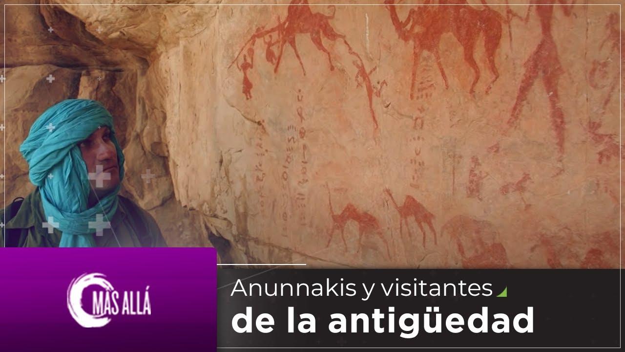 Más Allá | Anunnakis y visitantes de la antigüedad, por red+