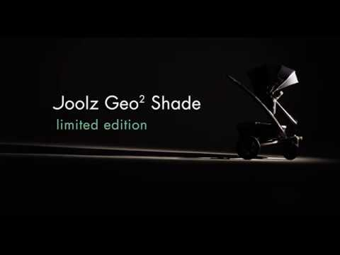 Limited edition Joolz Geo² Shade • illuminate your family adventures