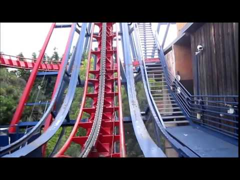 Top 5 Thrill Rides at Busch Gardens Tampa Front Row