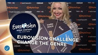 Eurovision Challenge #1: Change the Genre