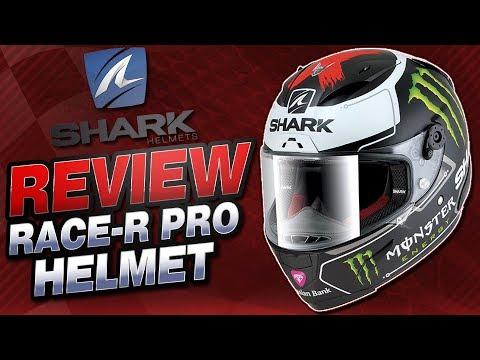 Shark Race-R Pro Helmet Review | Sportbiketrackgear.com