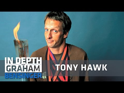 Tony Hawk: Summer Olympics aren't cool