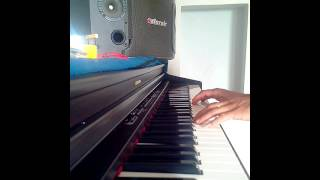 Dem Thanh Vo Cung Piano Cover