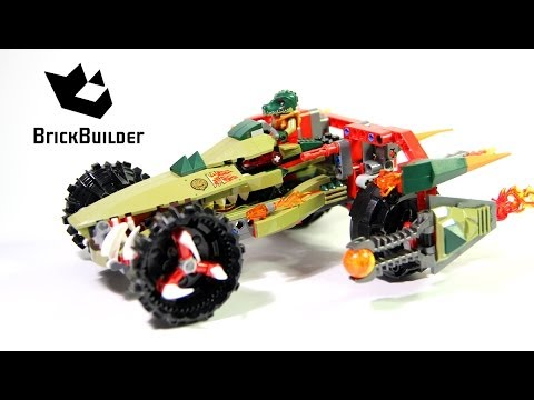 lego-chima-70135-cragger's-fire-striker-build-and-review