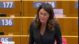 """Intervento in Plenaria di Simona Bonafè su """"Preparazione della riunione del Consiglio europeo del 10 e 11 dicembre 2020"""""""