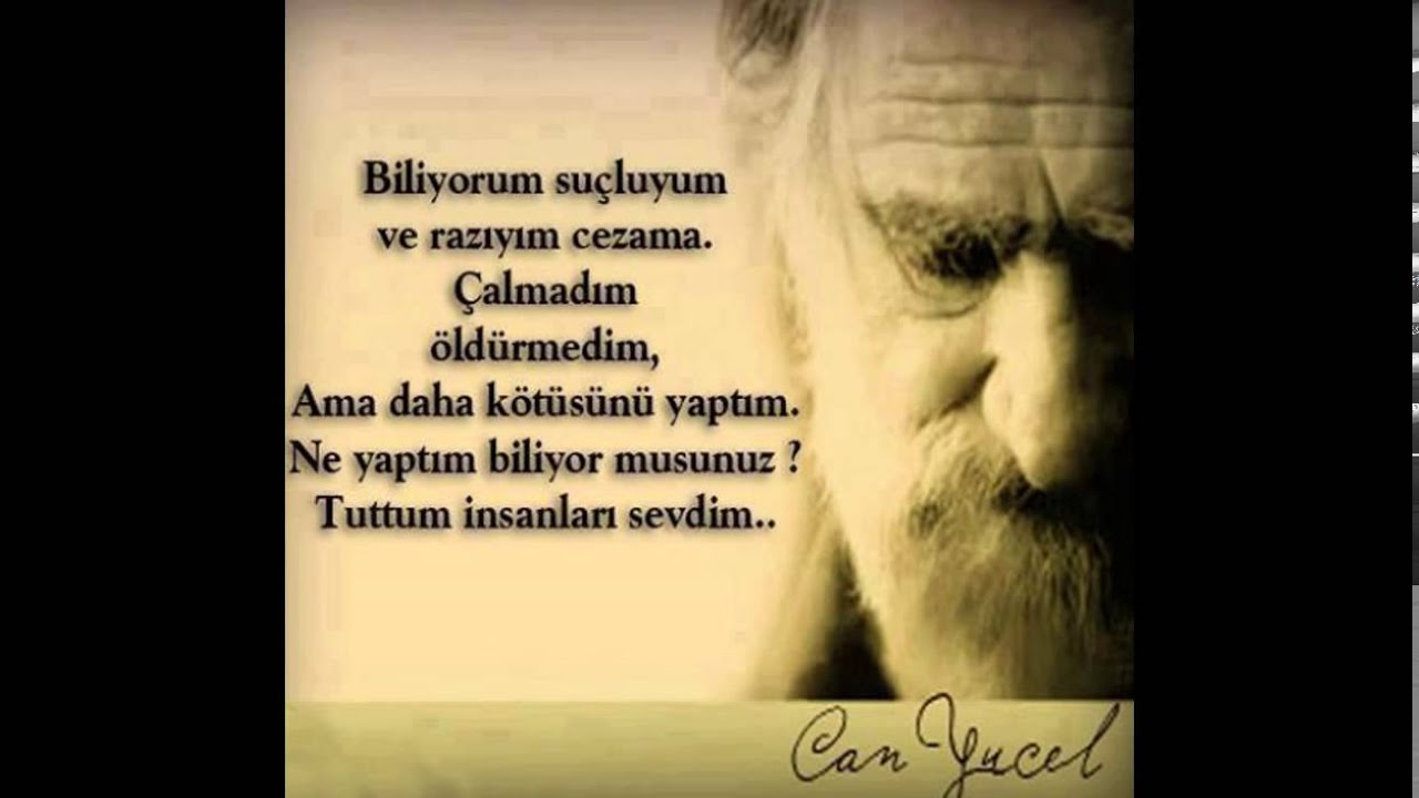 Can Yücel Youtube