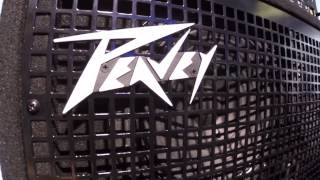 Namm 2015 - Peavey's New Bass Cabs For Metal | Gear Gods