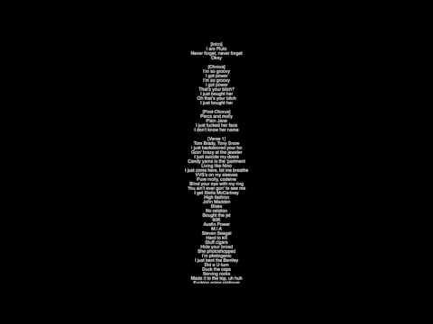(Full Lyrics) Testify Future Album HNDRXX