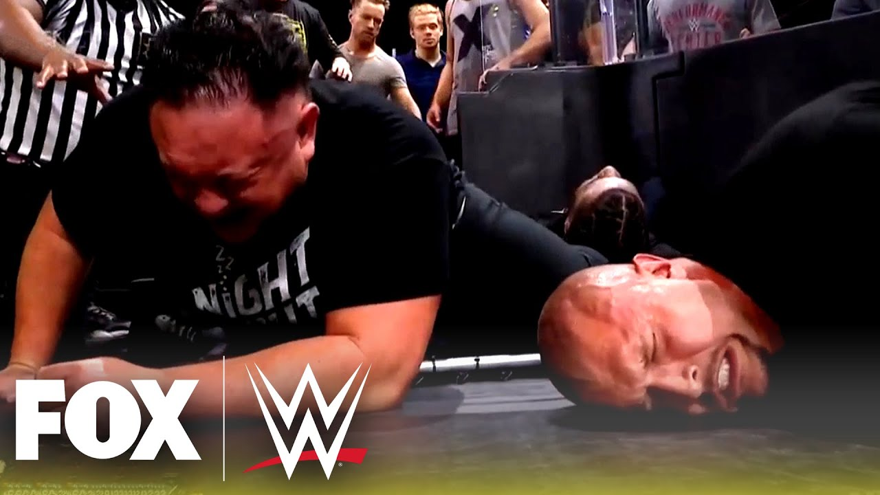 Samoa Joe Tops Karrion Kross as WALTER Steals Show in NXT ...