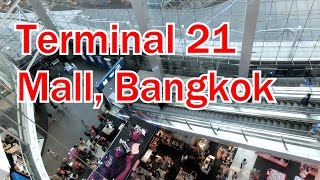 Terminal 21 Mall in Bangkok Thumbnail