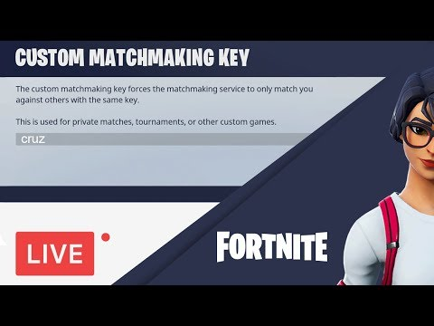 🔴NA WEST CUSTOM MATCHMAKING FORTNITE LIVE SCRIMS SOLO DUO SQUAD | PRIZES