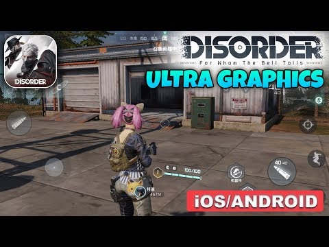 DISORDER (ULTRA GRAPHICS) - ANDROID / iOS GAMEPLAY