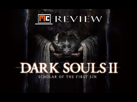 Dark Souls II Scholar of The First Sin | Greek Review