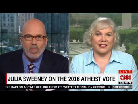 2016 Election Clips on Church/State Separation & Secularism in America
