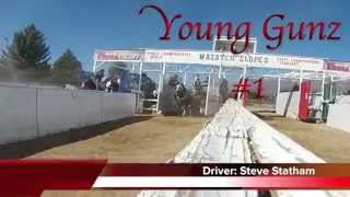 Young Gunz Chariot Racing Worlds #1