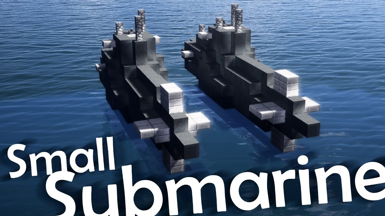 Small Submarine - 0425