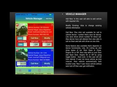 Car & Bike GPS Tracking System – Rakendused Google Plays