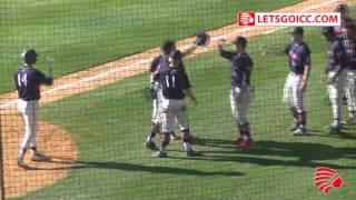 icc baseball vs nw game 1