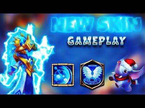 * NEW SKIN * COSMO Spirit Of Light SKIN SPOTLIGHT 😱 | Gameplay | CASTLE CLASH