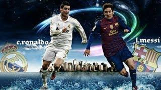 Месси против Роналдо 2012-2013(Кто по вашему мнению лучше? Мой новый канал: http://www.youtube.com/user/SanychGames., 2013-02-22T05:58:49.000Z)