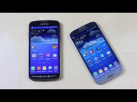 Samsung Galaxy S4 Active vs. Galaxy S4: Benchmark | SwagTab