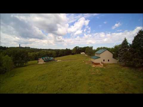 Beallsville Timber Frame Home Video