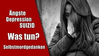 Suizid - KEIN Ausweg. Selbstmordgedanken - was tun?