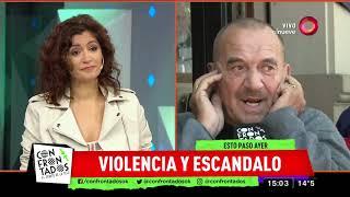 Ronaldo Hanglin: Violencia y escándalo