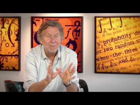 Bernar Venet and the use of Mathematics