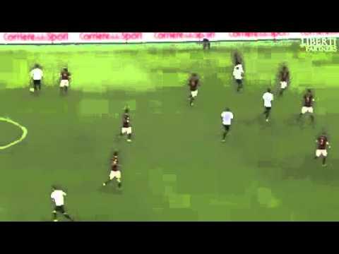 Gennaro Acampora vs Roma (Roma-Spezia)