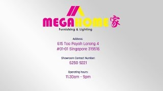Mega Home Furnishing - Showcase - Toa Payoh Outlet