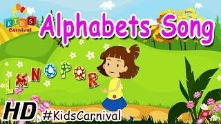 a b c d e f g nursery rhymes   play school songs   easy to learn