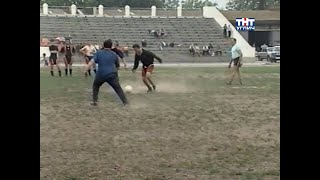 2002 08 Спортивная панорама Первенство города по мини футболу