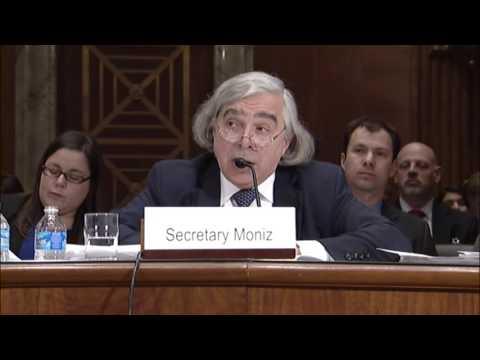 Graham Questions Secretary Moniz Regarding MOX Facility in South Carolina