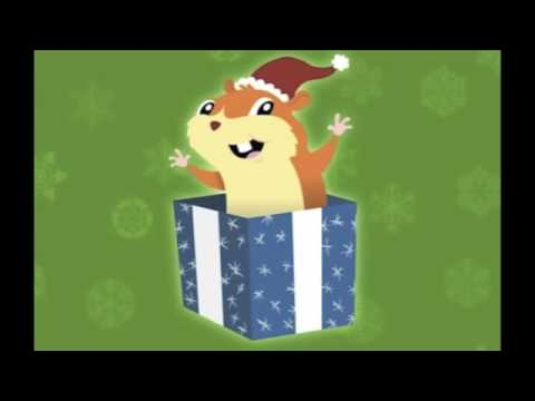 Disco Christmas In Hamster Land - Parry Gripp