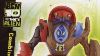 Classic Toy Room - BEN 10 Ultimate Alien: WATER HAZARD and ULTIMATE SWAMPFIRE toy review