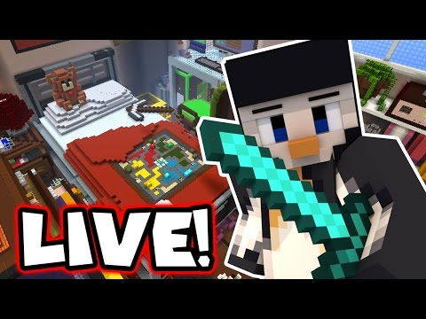 MINECRAFT LIVE! | BATTLE MODE on Xbox w/Subs
