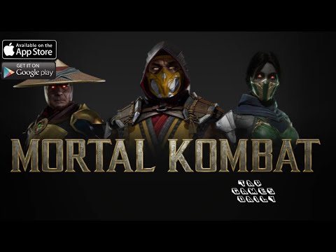MORTAL KOMBAT - IOS | ANDROID - Gameplay Walkthrough Part 1
