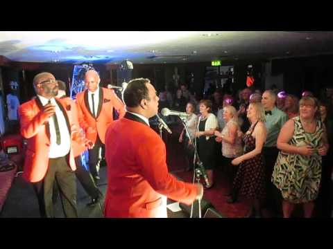 The Drifters - Saturday Night at the Movies Tribute