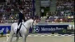 Alexandra Korelova and Balagur | CHIO Aachen 2009 Grand Prix Kür