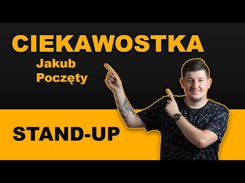 Jakub Poczęty - Ciekawostka | STAND-UP | 2019