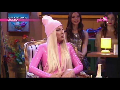 Jelena Karleuša o Ceci (Ami G Show S11)