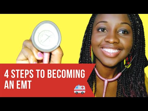 How To Become An EMT (4 Easy Steps)